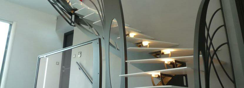 Un escalier japonais
