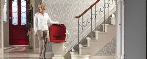 monter un escalier