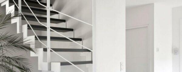 escalier hélicoïda