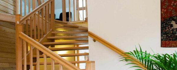 escaliers sur mesure en bois